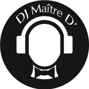 Profile picture for DJ Maître D'