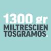 Miltrescientosgramos - 1300gr