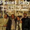 Planet Italy