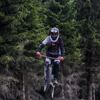Ronny Ha. Mountainbiking