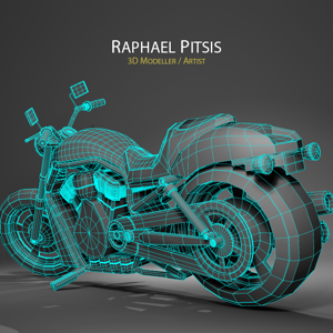 Profile picture for Raphael Pitsis