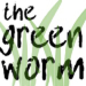 Profile picture for the green worm