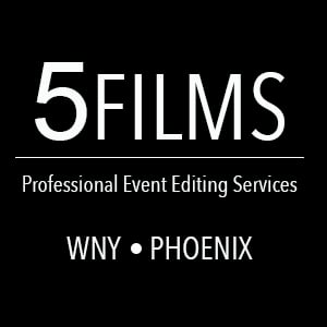 Profile picture for 5 FILMS  artisan event editing