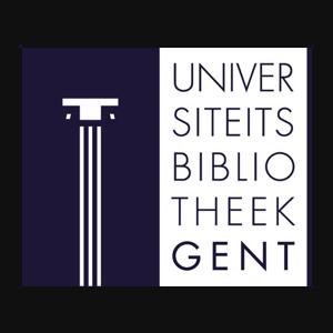 Universiteitsbibliotheek Gent logo