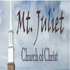 Mt Juliet church of Christ