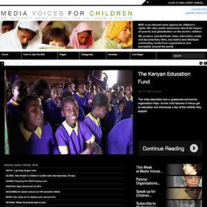 Profile picture for Media Voices