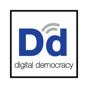 digital democracy Digital democracy can be defined as the pursuit and the practice of democracy in whatever view using digital media in online and offline political communication.