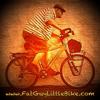 Fat Guy Little Bike