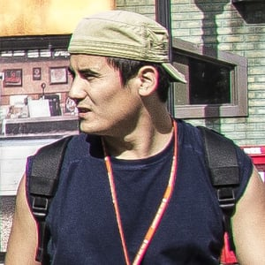 Profile picture for Aziz Dosmetov
