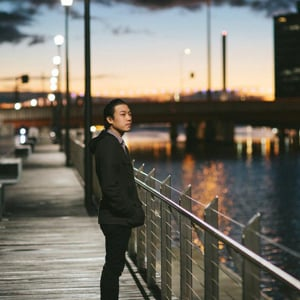 Profile picture for Nigel Tan