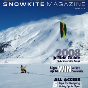 Profile picture for Drift Snowkite Magazine