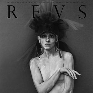 Profile picture for REVS magazine