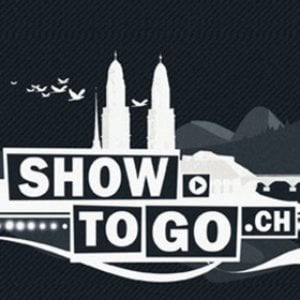 Profile picture for SHOWTOGO.CH // by Stadtklang