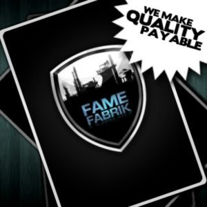 Profile picture for famefabrik