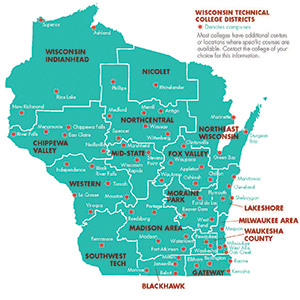 Profile picture for Wisconsin's Technical Colleges