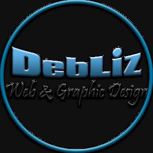 Profile picture for Deb Liz, Web & Graphic Designer