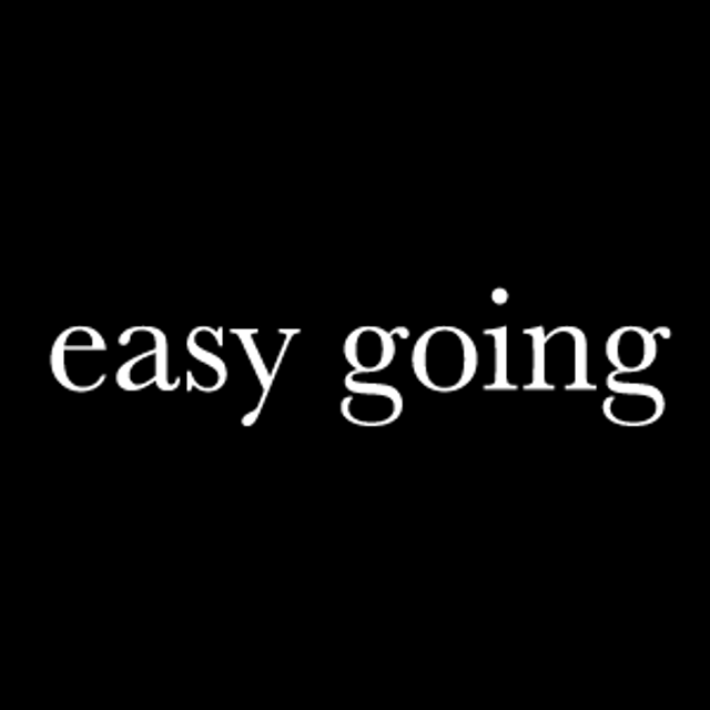 Easygoing Meaning - YouTube
