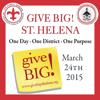 Give Big! St. Helena