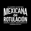 Mexicana de Rotulación