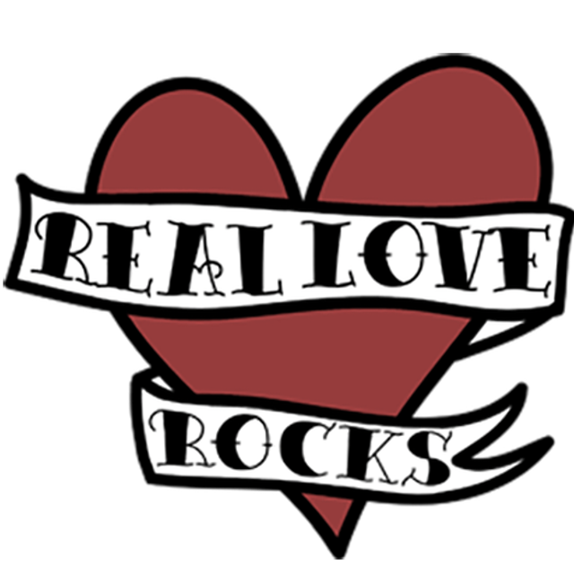 Image result for real love rocks logo