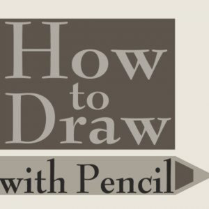 Profile picture for howtodrawwithpencil