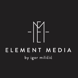Profile picture for Igor Milicic ELEMENT media