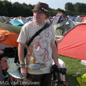 Profile picture for Marcel van Leeuwen