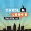 Carol and John's Comic Book Shop