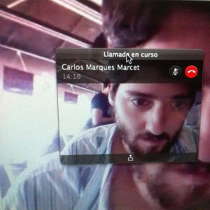 Profile picture for Carlos Marques-Marcet
