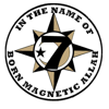 Born Magnetic Allah