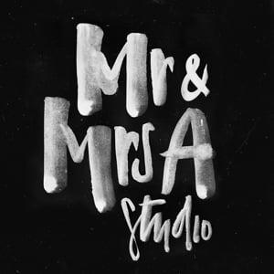Profile picture for Mr & Mrs A. Studio
