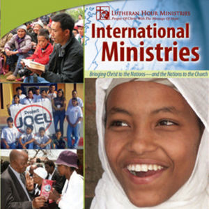 Profile picture for Lutheran Hour Ministries Int'l