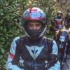 Motociclista de Guardia