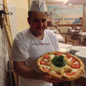 Profile picture for Pizzaiolo Mario Petrolo