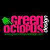 Green Octopus Design