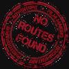 No Routes Found