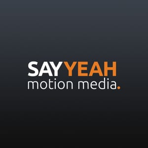 Profile picture for Say Yeah Motion Media