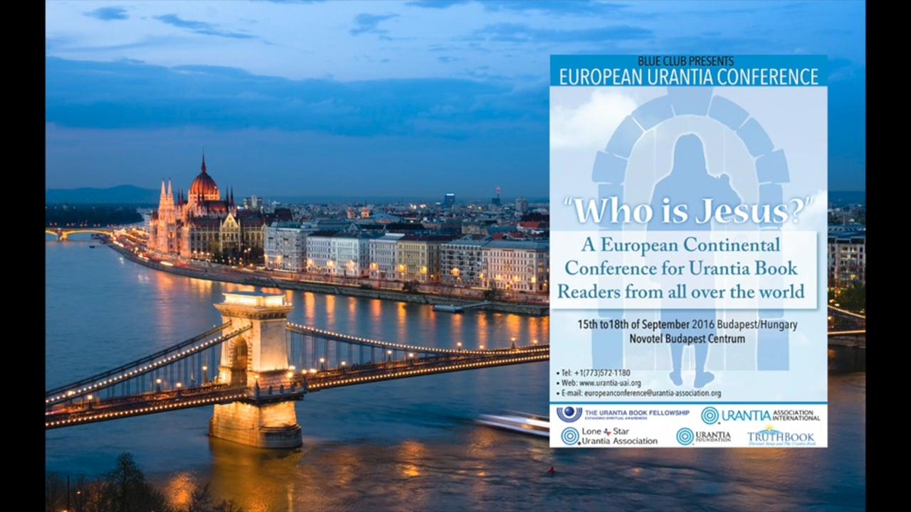 Congrès Européenne 2016 (anglais)