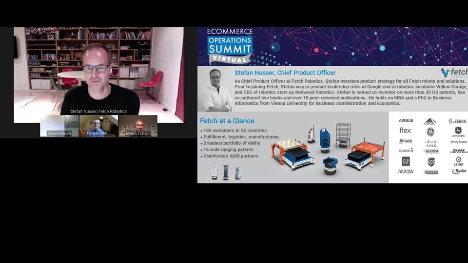 Robotics Power Panel: Pandemic Conditions Fueling Massive Growth