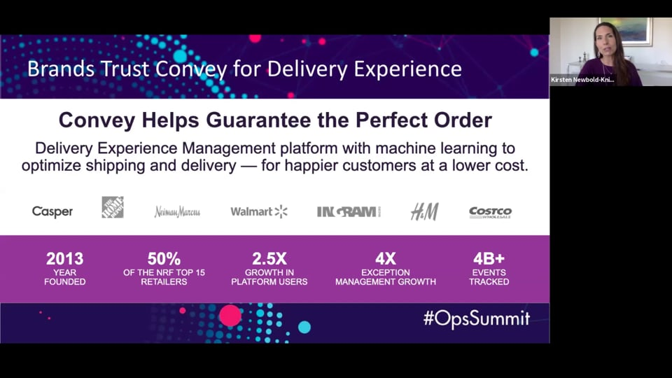 Overcoming the Challenge of (Literally) Delivering on Customer Expectations