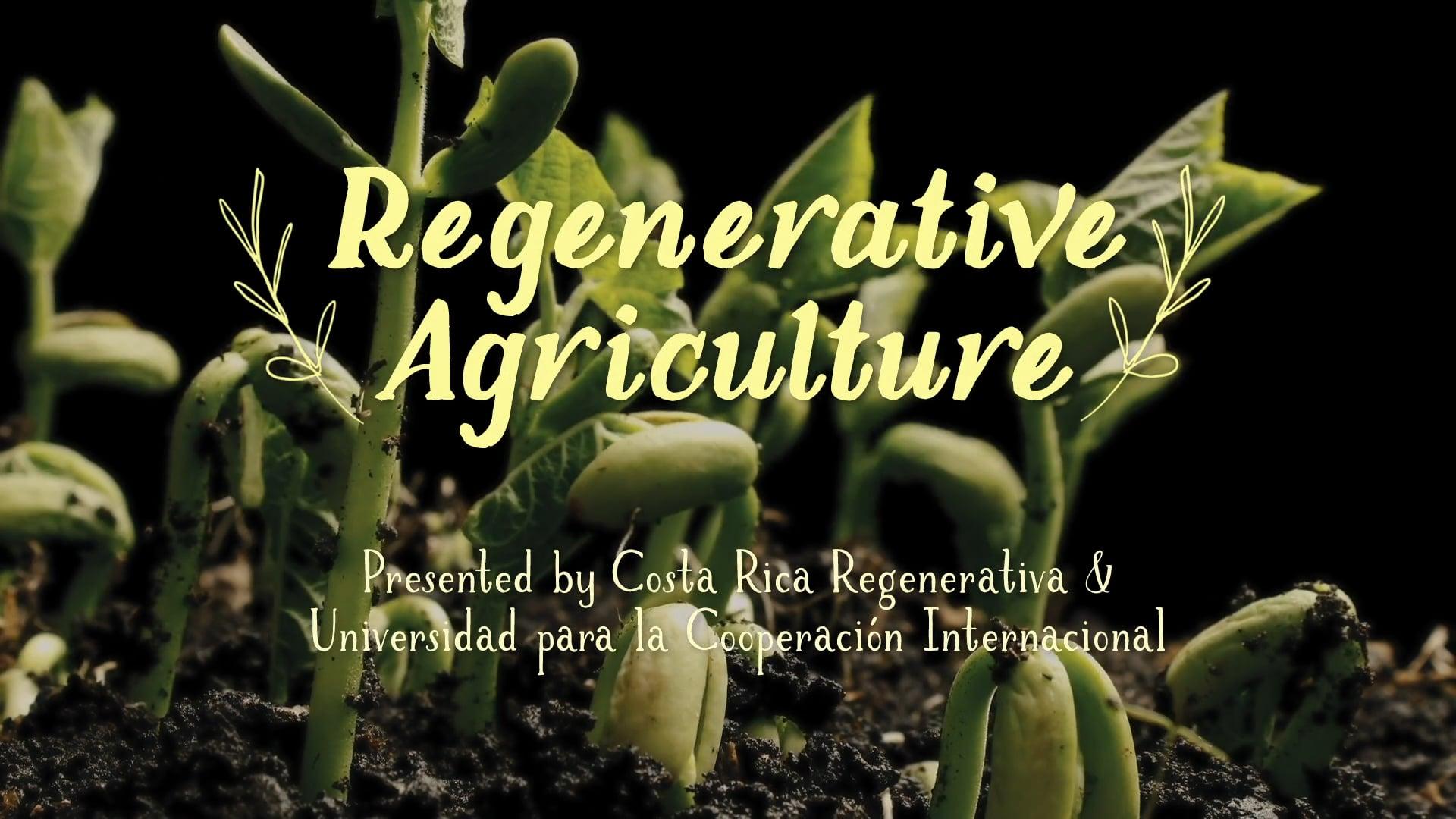 Regenerative Agriculture Trailer