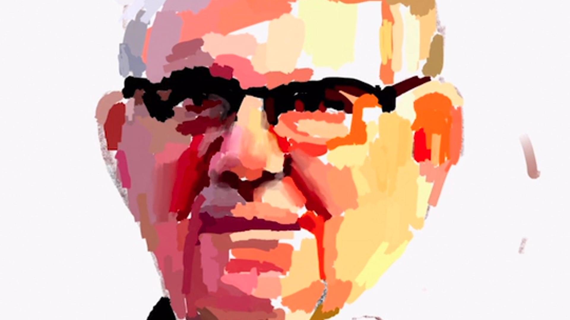 Brian Powyer Portrait