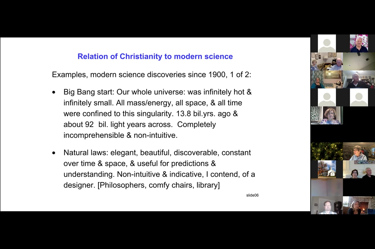 Al Brunsing's Unanswered Questions in Science