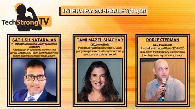 TechStrong TV - November 24, 2020