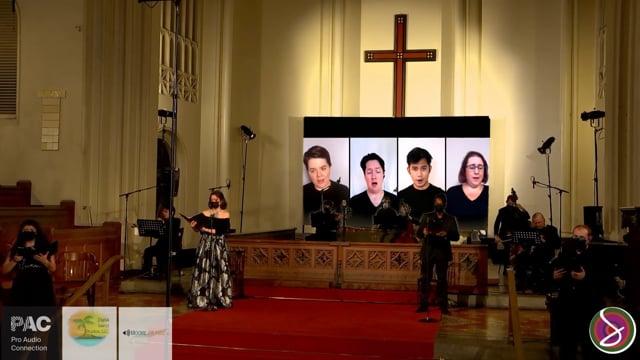 Highlights: Missa Brevis livestream