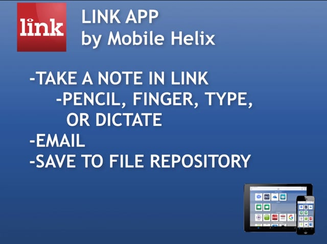 LINK App:Take a Note  3:24