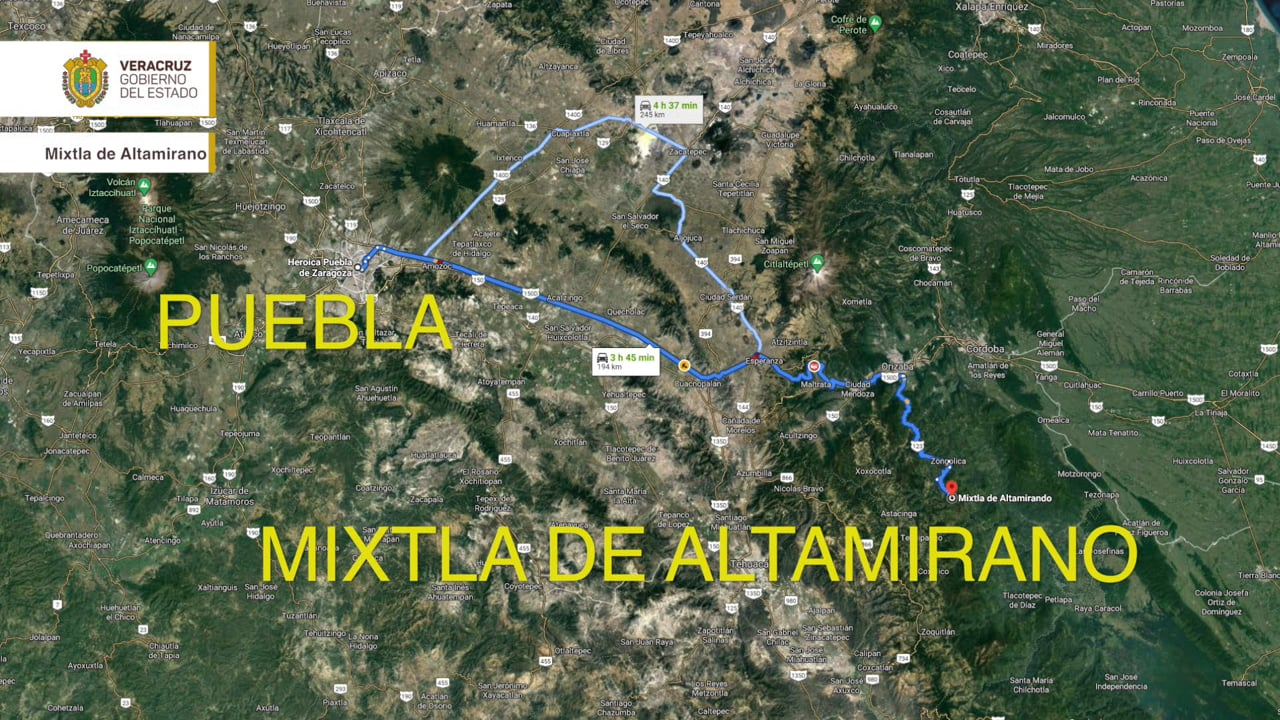 Orgullo Veracruzano: Mixtla de Altamirano