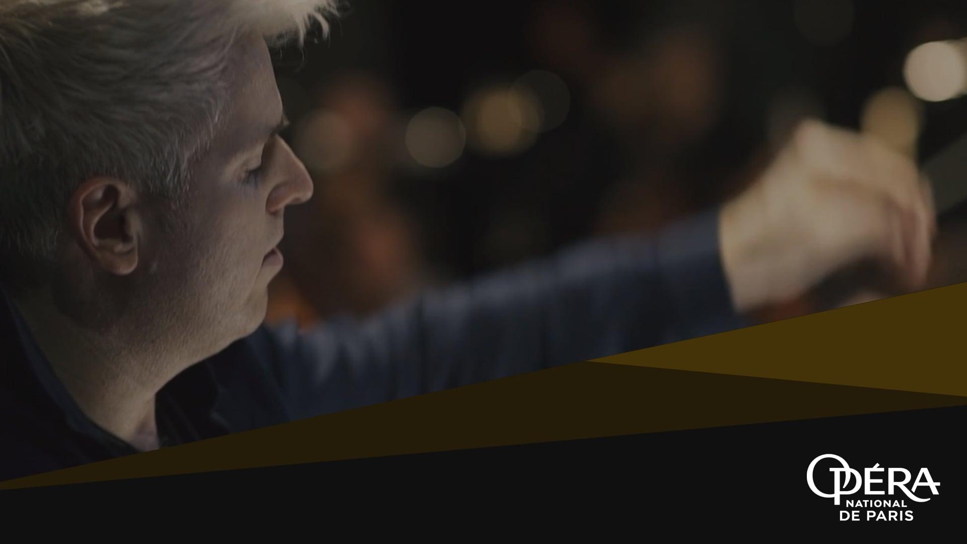 Opéra de Paris - Entretien avec Dan Ettinger