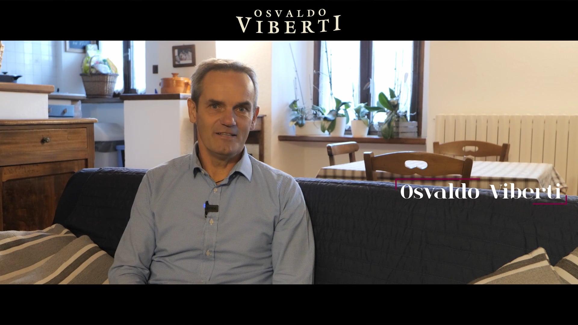 Osvaldo Viberti, Storia