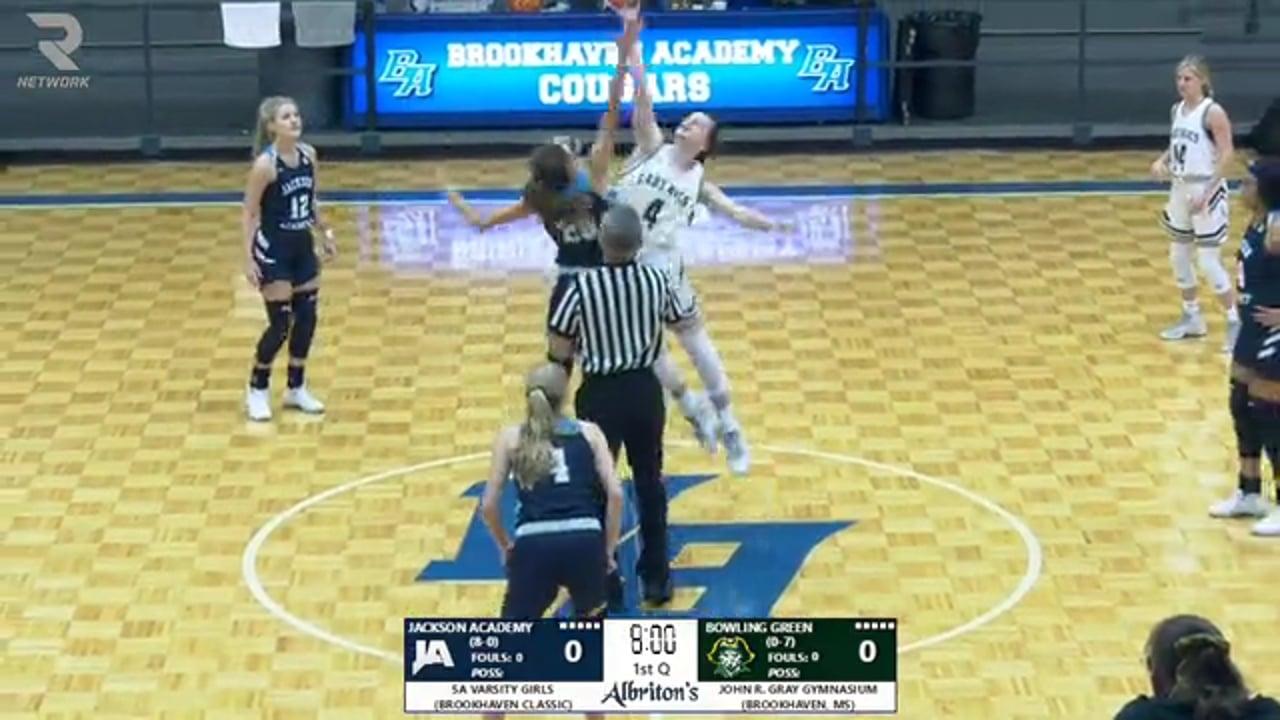Varsity Girls Basketball vs Bowling Green - 11-24-20